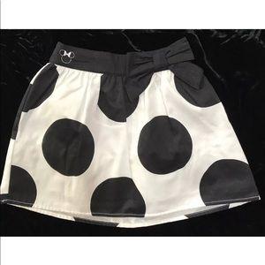 Disney Minnie Mouse Girl's Polka Dot Skirt 5